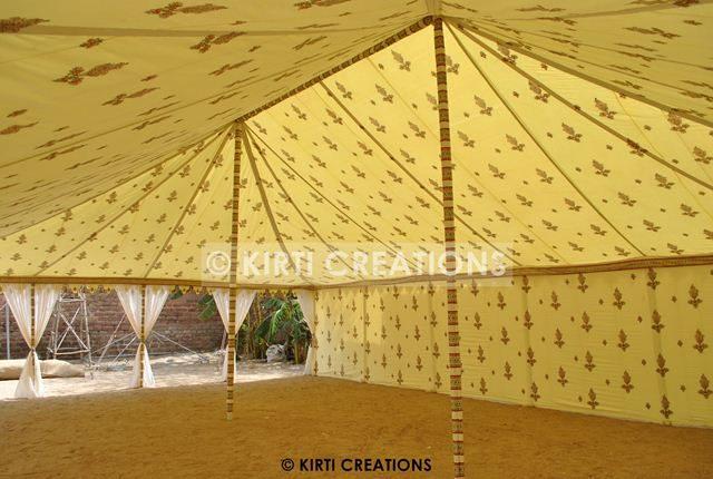 Wedding Tent & Raj Tent Maharaja Tent Indian Tent Manufacturers Wedding Tents for ...
