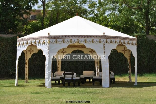 Classic Ottoman Tent & Durable Ottoman Tent Fancy Ottoman Tent Waterproof Ottoman Tents