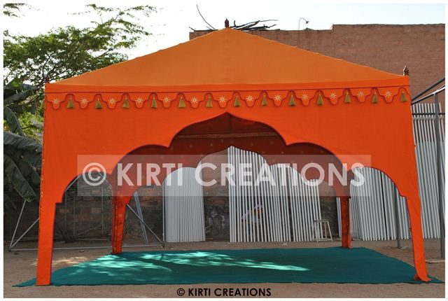 Wonderful Indian Tent